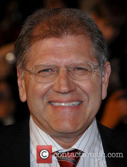 Robert Zemeckis UK premiere of 'Beowulf' held at...