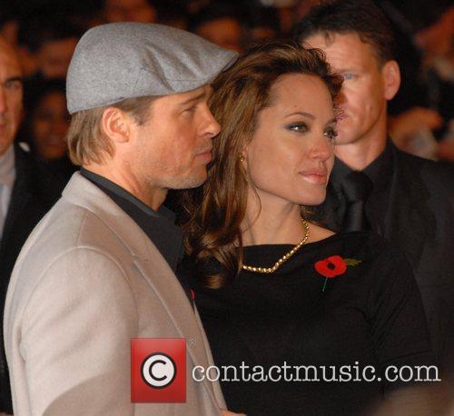 Brad Pitt and Angelina Jolie 14