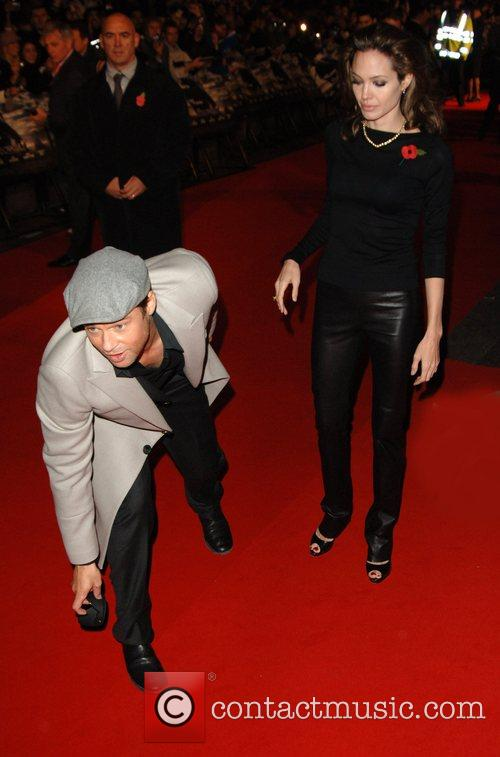 Brad Pitt and Angelina Jolie 15