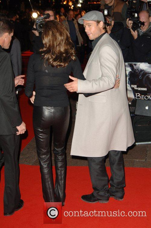 Brad Pitt and Angelina Jolie 16