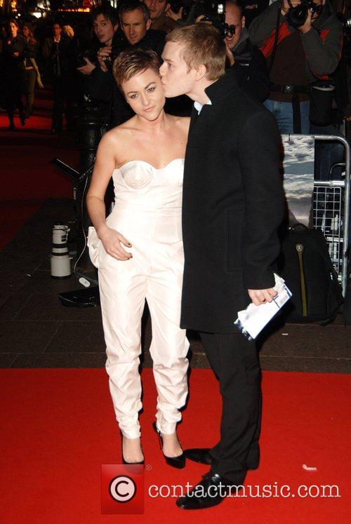 Jaime Winstone and Alfie Allen UK premiere of...