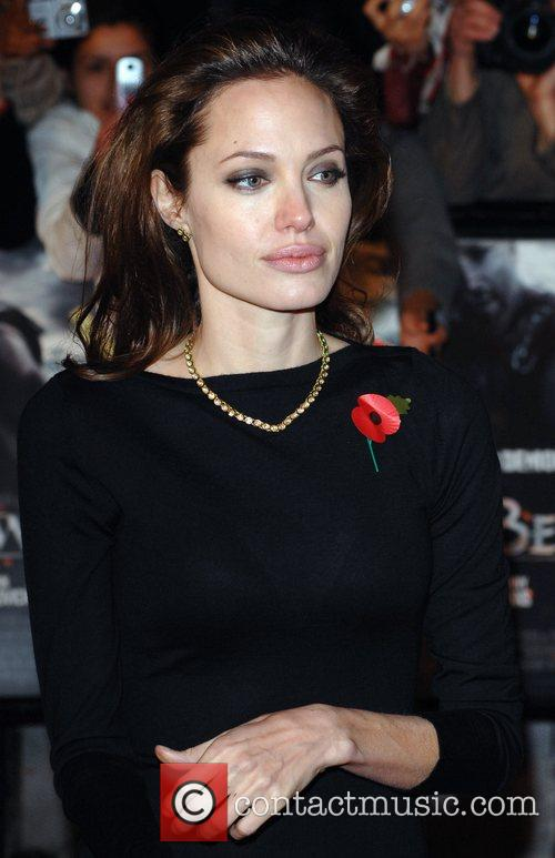 Angelina Jolie In Beowulf. Angelina Jolie Picture