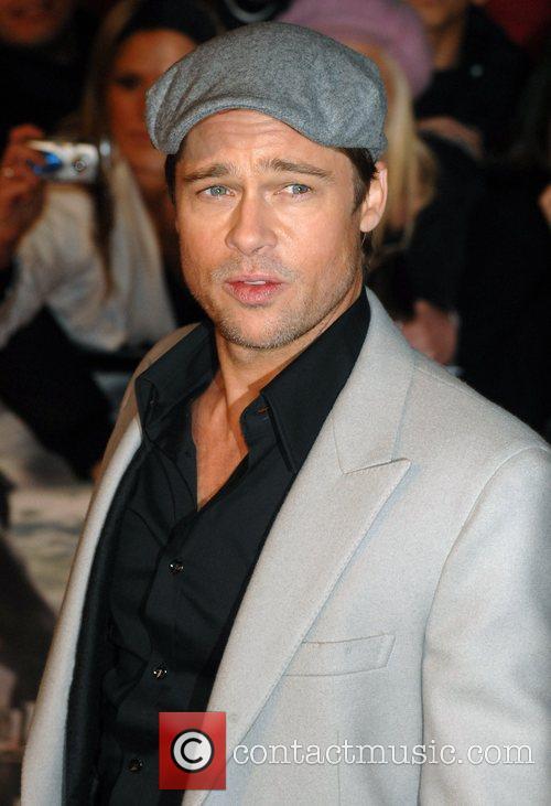 Brad Pitt, Beowulf Premiere