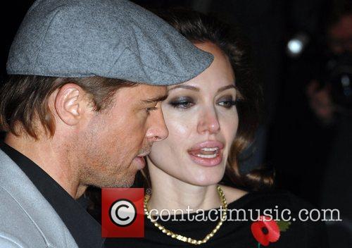Brad Pitt and Angelina Jolie 21