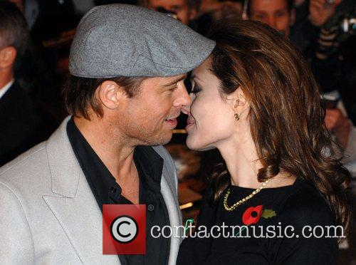 Brad Pitt and Angelina Jolie 18