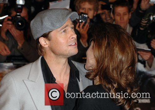 Brad Pitt and Angelina Jolie 19