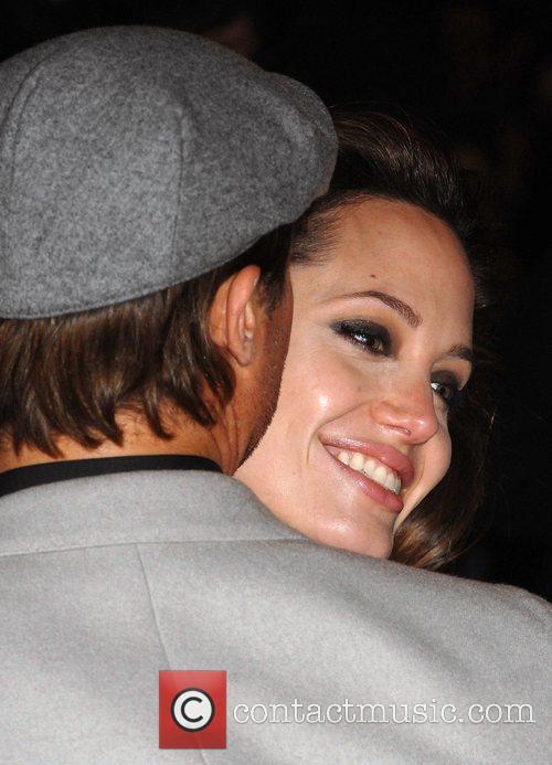 Brad Pitt and Angelina Jolie 20