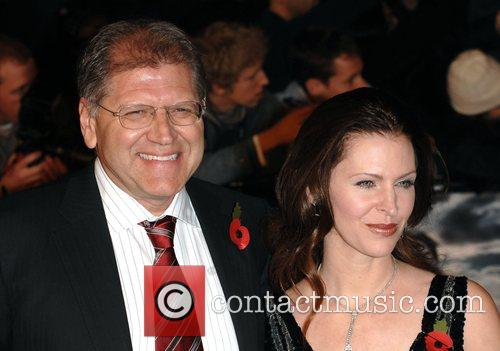 Robert Zemeckis and Guest UK premiere of 'Beowulf'...