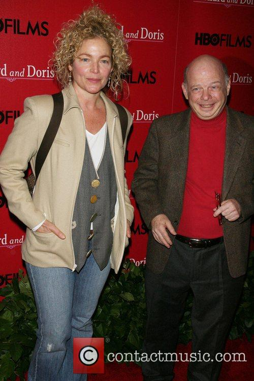 Amy Irving, Wallace Shawn Screening of 'Bernard and...