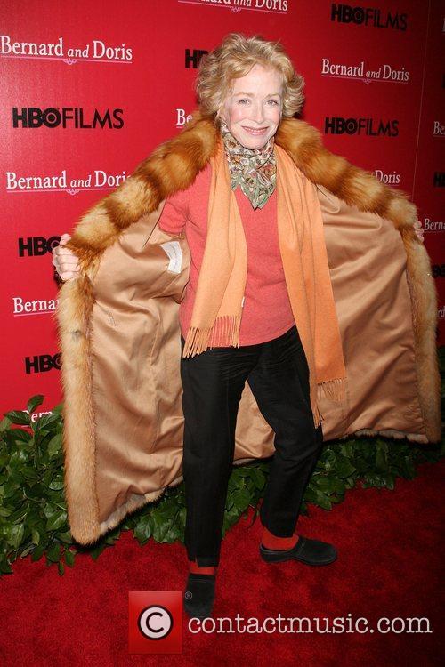 Holland Taylor Screening of 'Bernard and Doris' at...