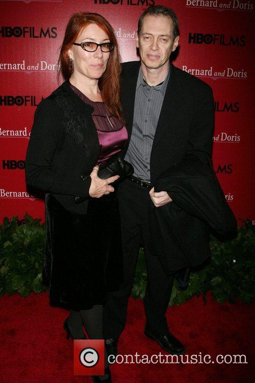 Jo Andres, Steve Buscemi Screening of 'Bernard and...