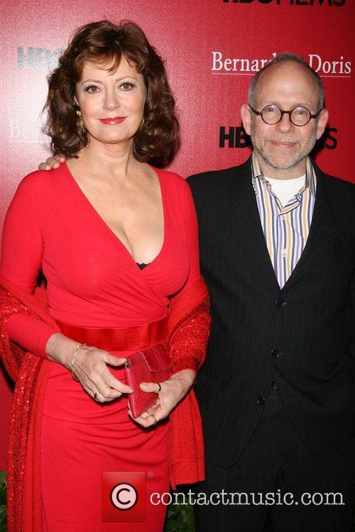 Susan Sarandon, Bob Balaban Screening of 'Bernard and...