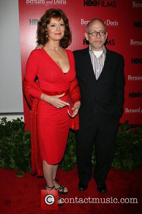 Susan Sarandon and Bob Balaban