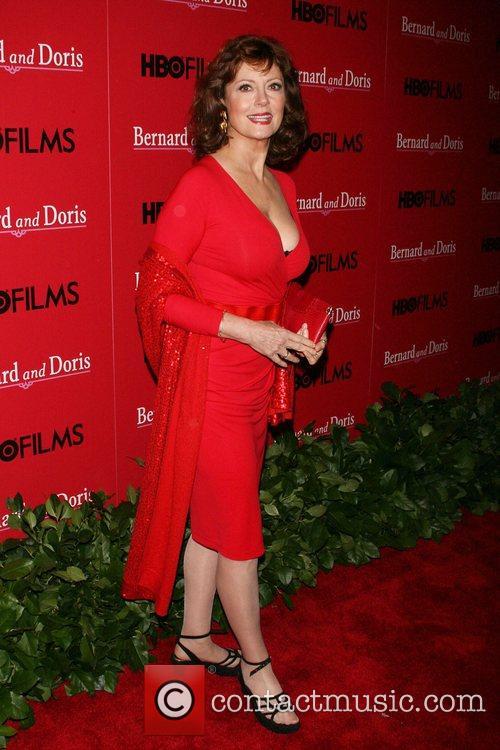 Susan Sarandon Screening of 'Bernard and Doris' at...