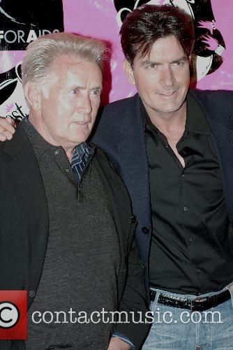 Charlie Sheen and Martin Sheen 1