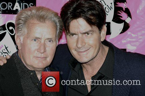 Charlie Sheen and Martin Sheen 3