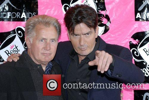 Charlie Sheen and Martin Sheen 2