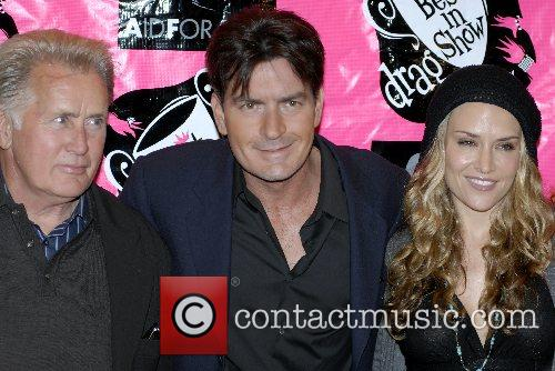 Charlie Sheen and Martin Sheen 6