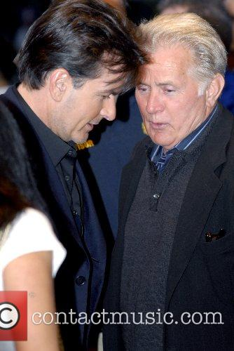 Charlie Sheen and Martin Sheen 5