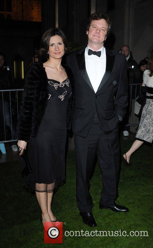 Colin Firth and Guest Quintessentially Celebrates the Best...
