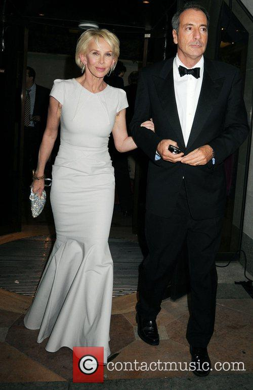 Trudie Styler and Guest The Feast of Albion:...