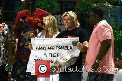 John Salley, Pamela Anderson, Hans Klok, Rodney Peete...