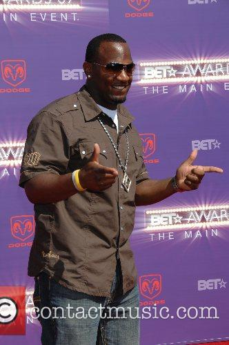 Kirk Morrison B.E.T.Awards 2007 held at The Shrine...