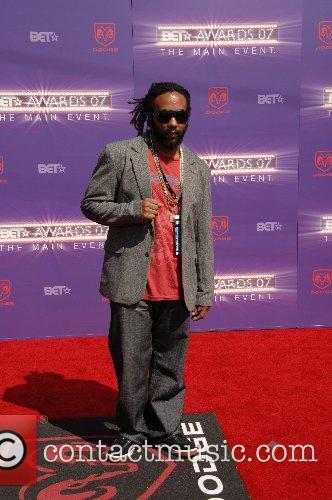 Kymani Marley B.E.T.Awards 2007 held at The Shrine...