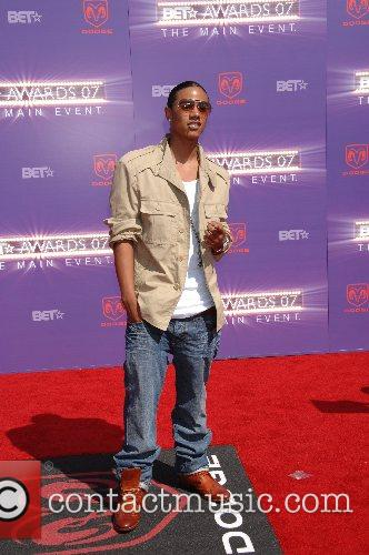 Lil Fizz B.E.T.Awards 2007 held at The Shrine...