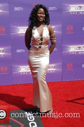 Abiola B.E.T.Awards 2007 held at The Shrine -...