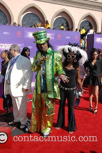 Bootsy Collins B.E.T.Awards 2007 held at The Shrine...