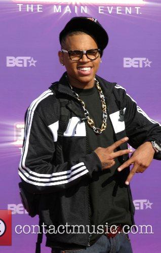 Chris Brown B.E.T.Awards 2007 held at The Shrine...