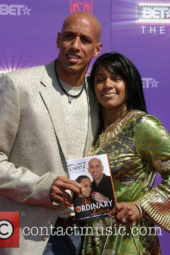 Doug and Jackie Christie B.E.T.Awards 2007 held at...