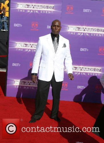 Tyrese Gibson B.E.T.Awards 2007 held at The Shrine...