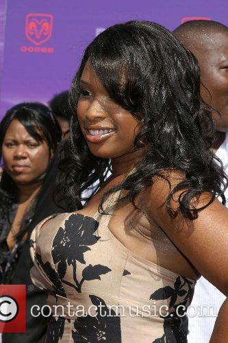 Jennifer Hudson B.E.T.Awards 2007 held at The Shrine...