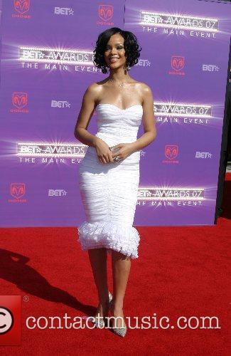 Rihanna B.E.T.Awards 2007 held at The Shrine -...
