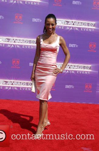 Shaun Robinson B.E.T.Awards 2007 held at The Shrine...