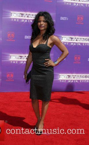 Keesha Sharp B.E.T.Awards 2007 held at The Shrine...