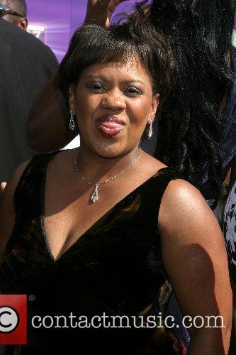 Chandra Wilson B.E.T.Awards 2007 held at The Shrine...