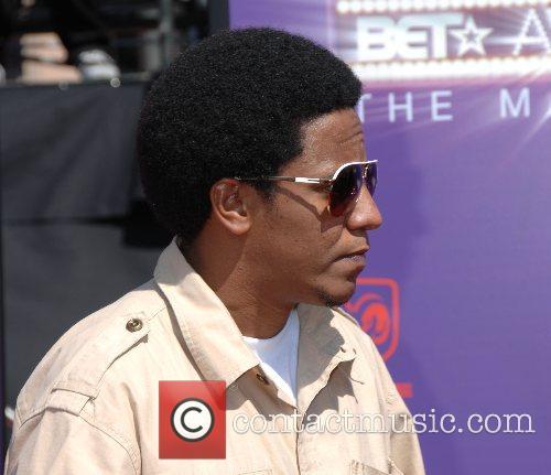 Tego Calderon B.E.T.Awards 2007 held at The Shrine...