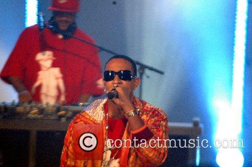 Ludacris 2007 BET Hip-Hop Awards Atlanta Civic Center...