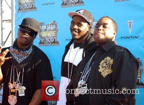 Dem Franchise Boys 2007 BET Hip-Hop Awards Atlanta...