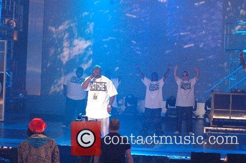 Ratchey 2007 BET Hip-Hop Awards Atlanta Civic Center...
