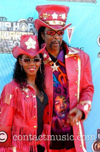 Bootsy Collins and Patty Collins 2
