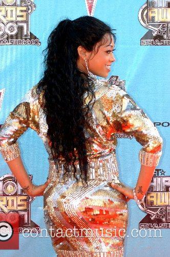 Trina 2007 BET Hip-Hop Awards Atlanta Civic Center...