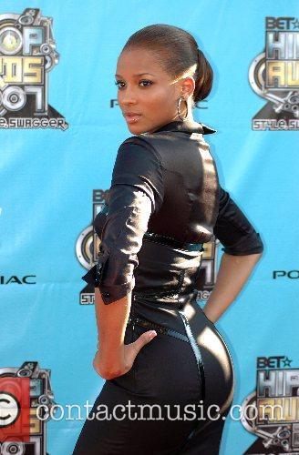 Ciara 2007 BET Hip-Hop Awards Atlanta Civic Center...
