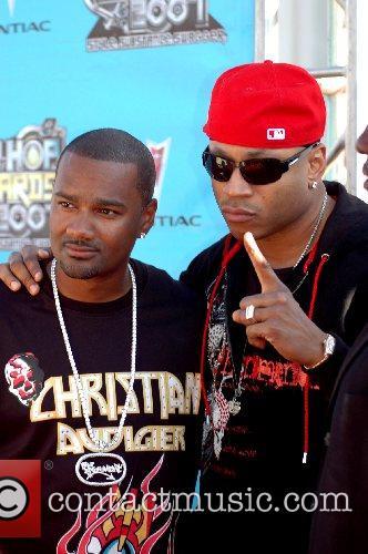 Tigger and LL Cool J 2007 BET Hip-Hop...