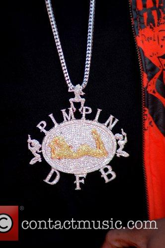 Guest 2007 BET Hip-Hop Awards Atlanta Civic Center...