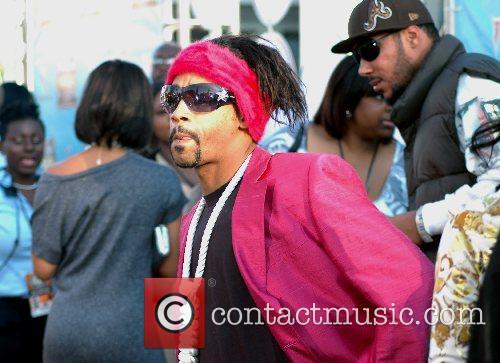 Kat Williams  2007 BET Hip-Hop Awards Atlanta...