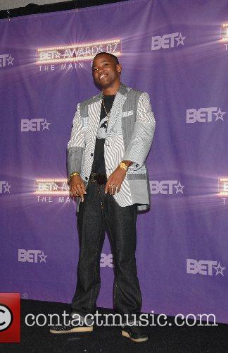 Gavincy B.E.T.Awards 2007 held at The Shrine -...
